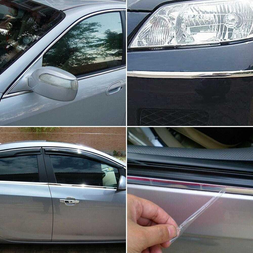 Чем приклеить молдинг на дверь авто: подробная инструкция, советы специалистов