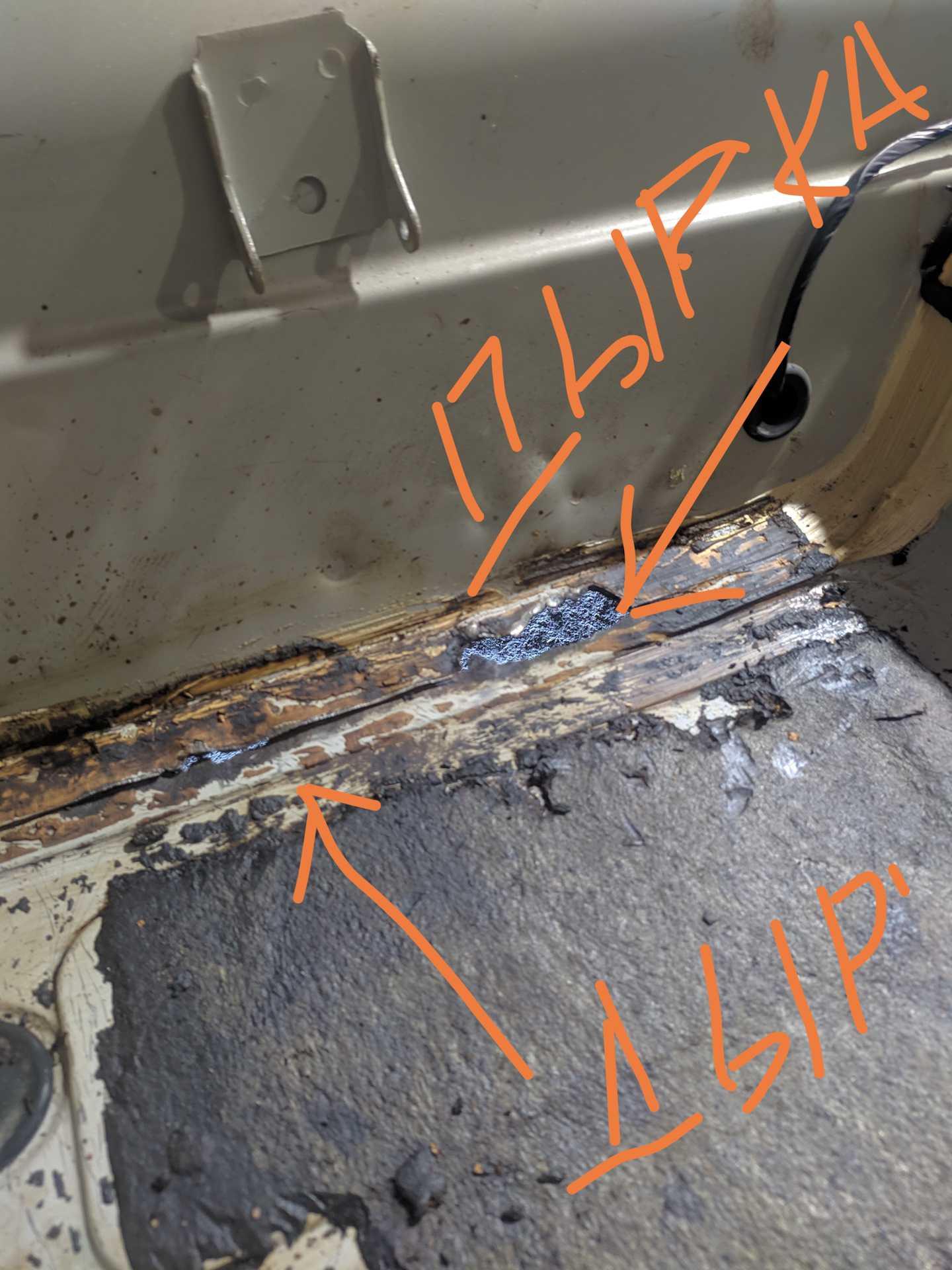 Как заделать дырку в кузове автомобиля Способы и материалы для заделывания дырок в днище автомобиля без сварки