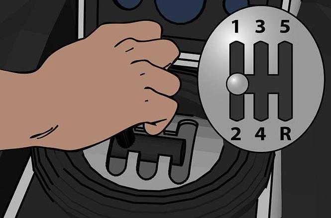 Учимся правильно переключать передачи на механике, избегая ошибок во время движения