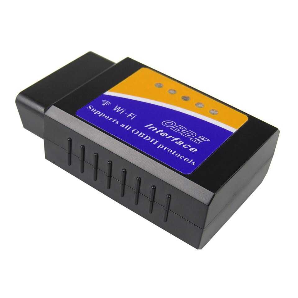 Elm327 — самый популярный сканер