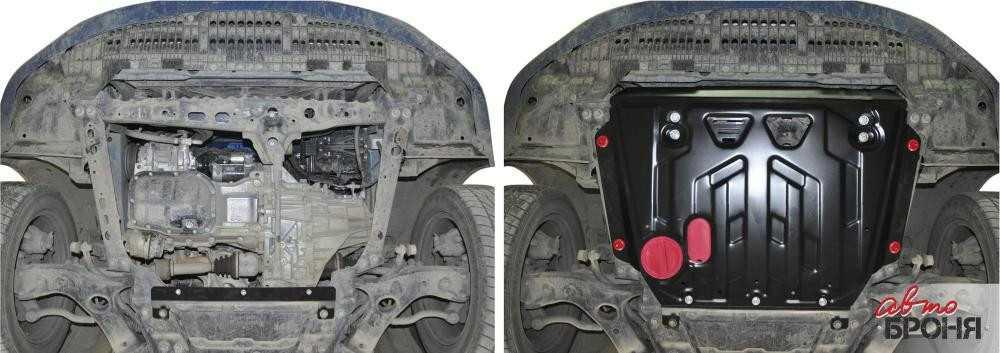 Защита картера двигателя автомобиля: для чего защита картера, виды защиты, фото, видео