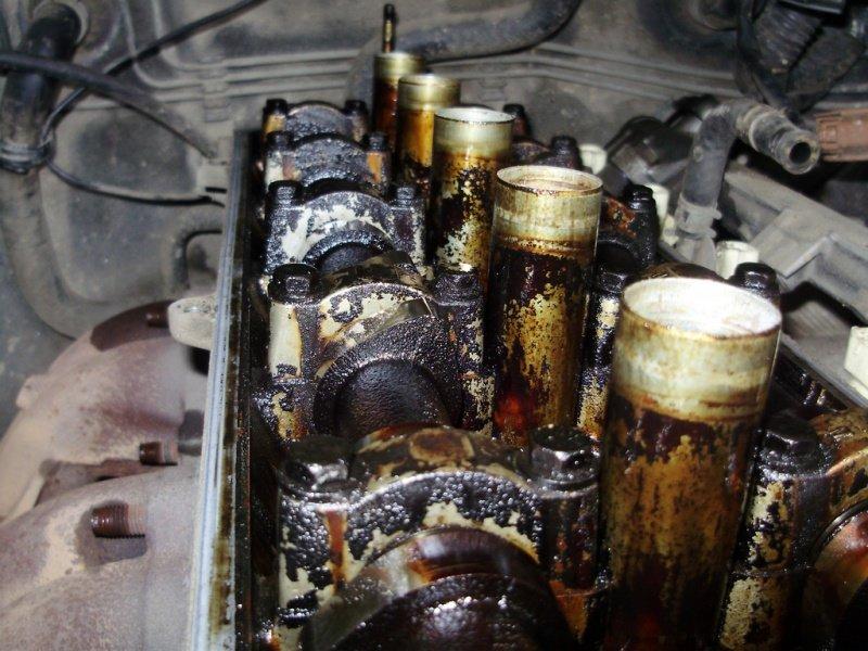 Откуда стук в двигателе на горячую. что, как и почему стучит. 8 причин