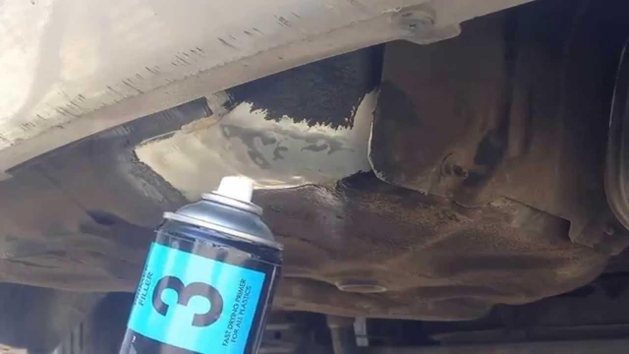 Как заделать дыры в кузове авто без сварки своими руками быстро и легко
