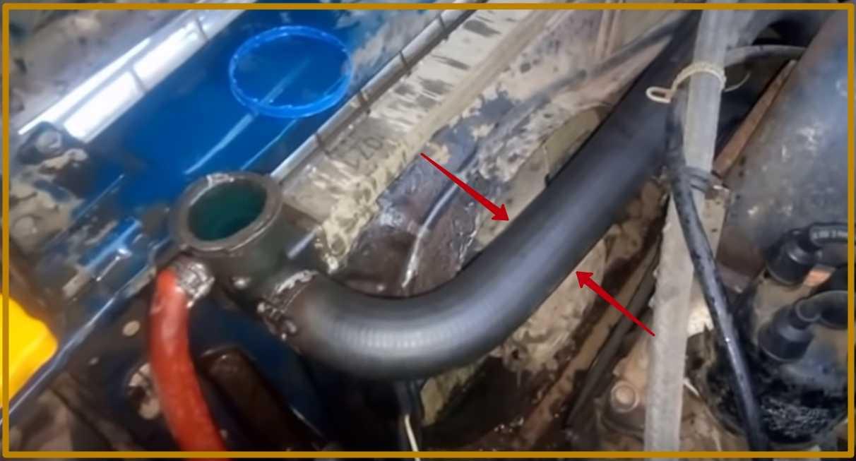 Как выгнать воздушную пробку из системы охлаждения. как убрать воздушную пробку из системы охлаждения. несколько основных способов освобождения радиатора автомобильной печки от воздушных заторов.