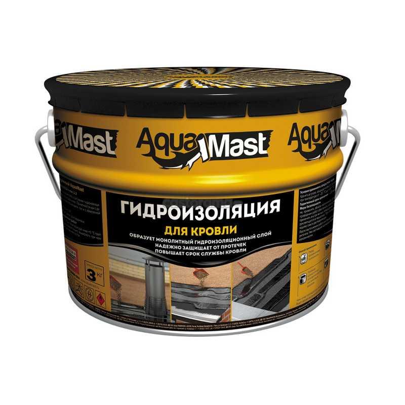 Резино-битумная мастика: мбр-75 для гидроизоляции и инструкция по применению aquamast
