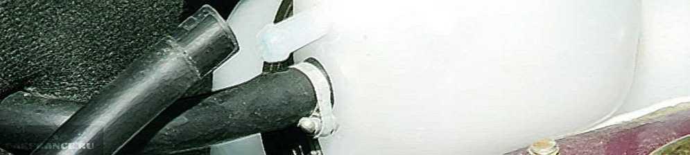 Воздушная пробка в системе охлаждения. как от нее избавиться?   неисправности