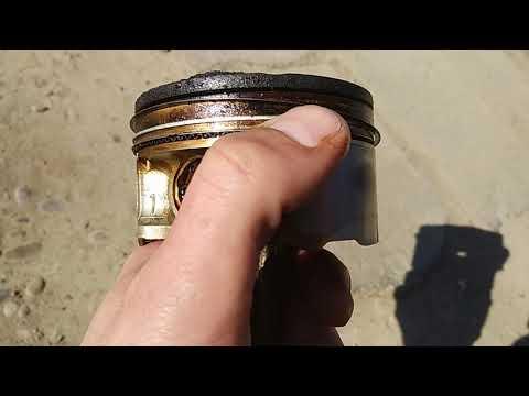 Для чего служат тепловой зазор и притупление. какой зазор должен быть на поршневых кольцах