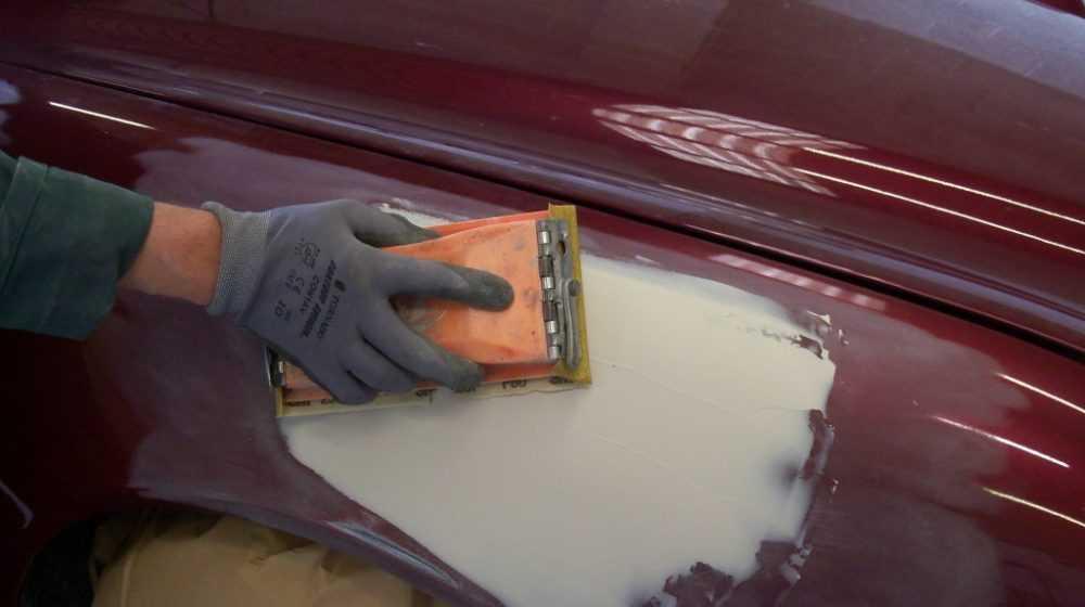 Как подготовить авто к покраске [пошаговая инструкция] - mensdrive.ru