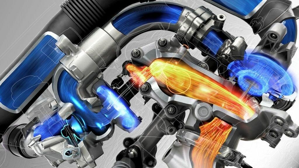Турбонаддув двигателя: описание и принцип работы, плюсы и минусы