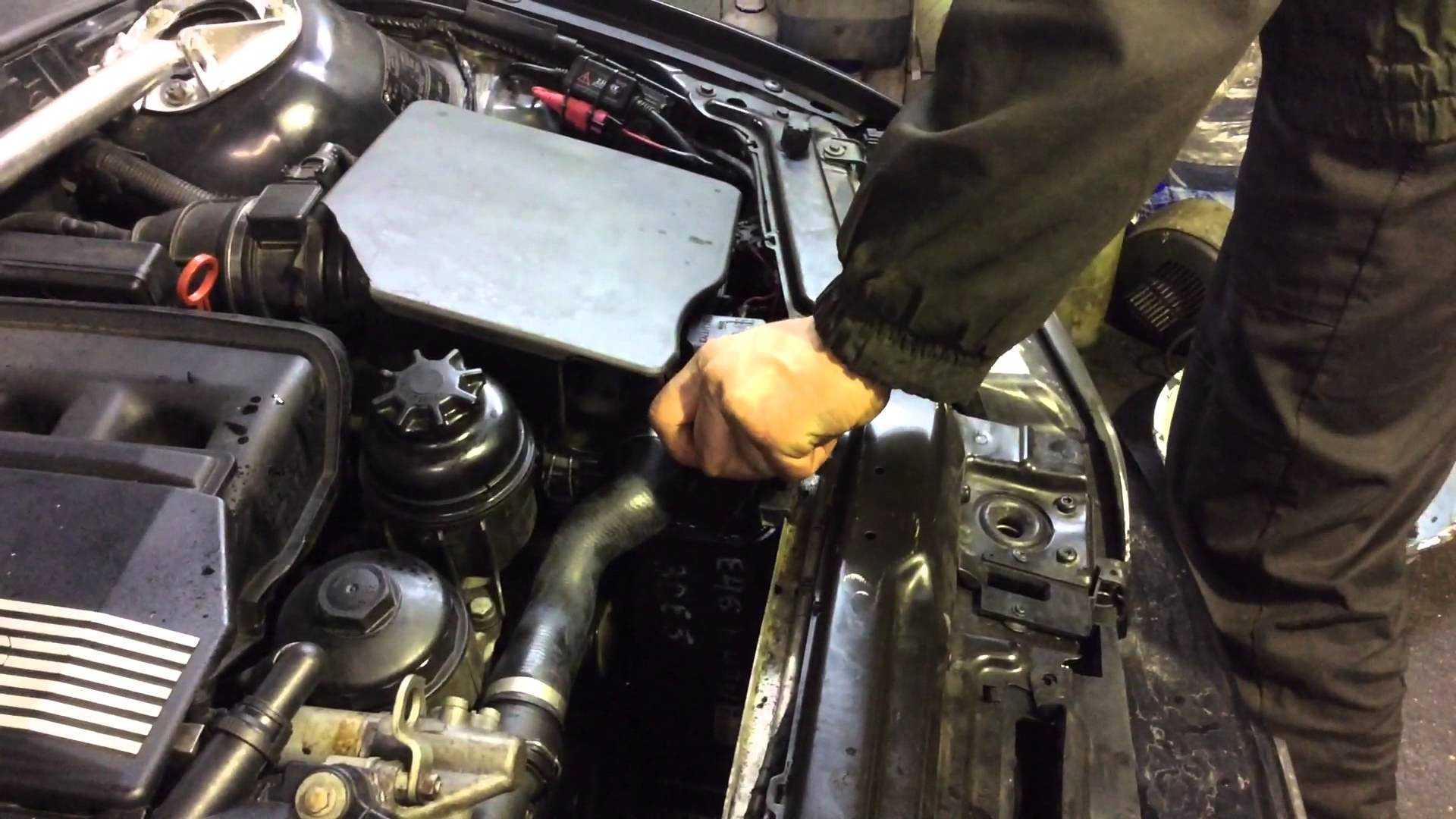Система охлаждения двигателя автомобиля   системы охлаждения автомобиля