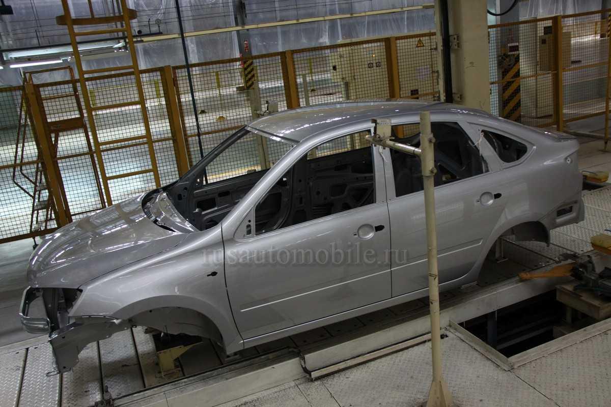 Автомобили с надёжной оцинковкой кузова